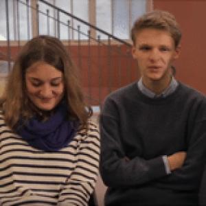 Marie, Brieuc, Madeleine